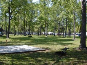 Oak Plantation Campground - Charleston SC