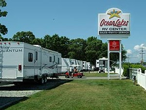 Ocean Lakes Family Campground - Myrtle Beach SC