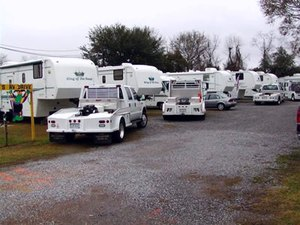 Betty's RV Park - Abbeville LA