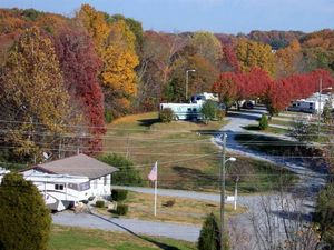 Over-Niter RV Park - Athens TN