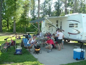 Natalbany Creek Campground - Amite LA