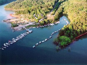 Almond Boat and RV Park - Bryson City NC