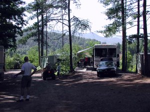 Country Woods RV Park - Franklin NC