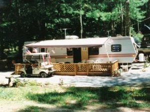 Orchard Lake Campground - Saluda NC