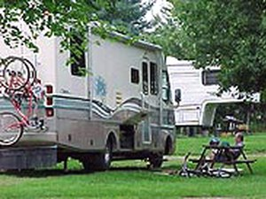 Van Hoy Farms Family Campground - Union Grove NC