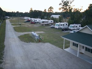 Moonlight Lake RV Park - New Bern NC