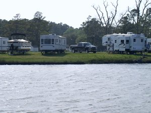 The Landing RV Park - Sea Level NC