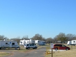 Time Out RV Park - Chickasha OK