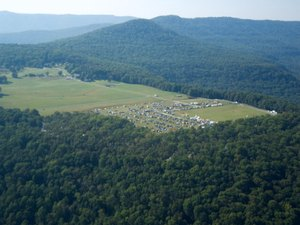 Mulberry Mountain Lodging & Events - Ozark AR
