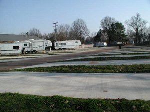 Pat Kelley RV Park - West Helena AR