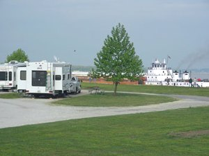 Tom Sawyers Mississippi River RV Park - West Memphis AR