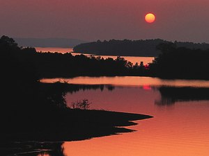DeGray Lake Resort State Park - Bismarck AR