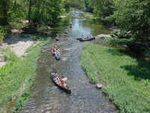 Arrowhead Cabin and Canoe Rentals - Caddo Gap AR