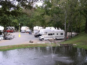J & J RV Park - Hot Springs AR