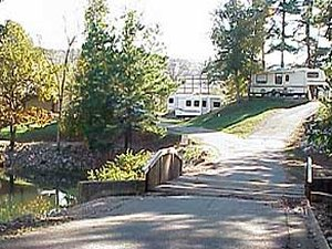 Mill Pond Village RV Park - Hot Springs AR