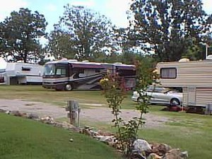 Marilyn's RV Park and Antiques - Mount Ida AR
