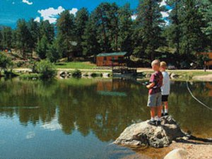 Spruce Lake RV Park - Estes Park CO