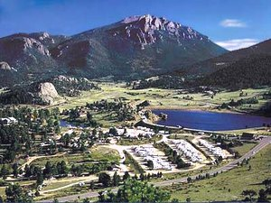 Mary's Lake Campground & RV Park - Estes Park CO