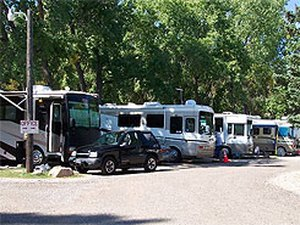 Fireside RV Park & Cabins - Loveland CO