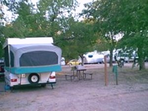 Buffalo Hills Campground - Sterling CO