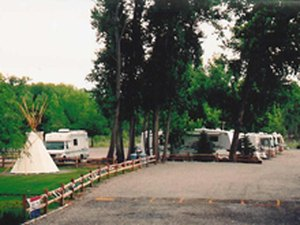 Kings Riverbend RV Park & Cabins - Montrose CO