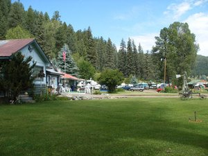 Acres Green RV Park - Pagosa Springs CO