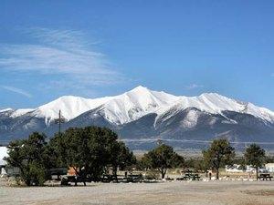 Mt Princeton RV Park - Buena Vista CO