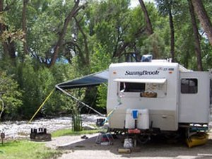 Chalk Creek Campground