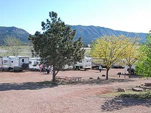 Royal View Campground - Royal Gorge CO