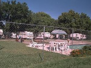 Covered Wagon RV Resort - Abilene KS