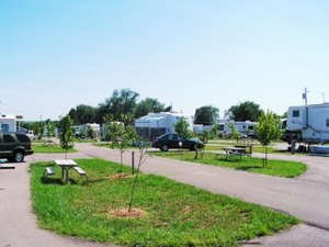 Owls Nest Campground - Junction City KS