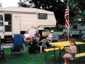 Watersports Campground & RV Park - Dodge City KS