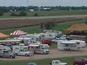 Hitchin' Post RV Park - Yoder KS
