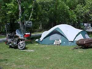Shady Oaks Campground - Pigeon Forge TN