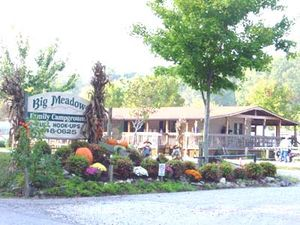 Big Meadow Family Campground - Townsend TN
