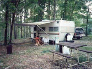 Twin Pines Campground - Mountain Grove MO