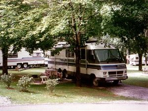 Tremont Hill Campground - Townsend TN