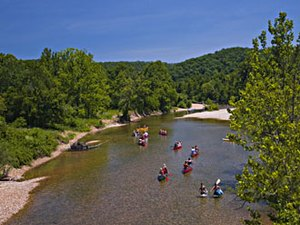 Eminence Canoes, Cottages & Camp - Eminence MO