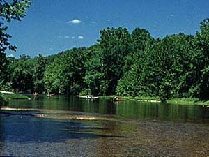 Jacks Fork Canoe Rental & Campground