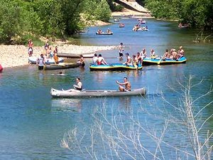 Riversedge Camping & Floating - Lesterville MO