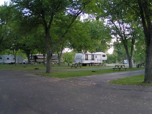 Elkhorn Campground - Frankfort KY