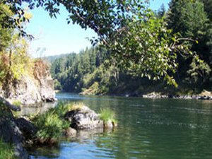 Kimball Creek Bend RV Resort - Gold Beach OR