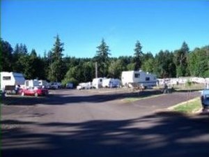 Wandering Spirit RV Park - Grand Ronde OR