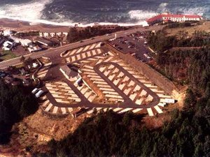 Oceanview RV Village - Lincoln City OR