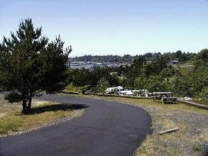 Harbor Village RV Park - Newport OR