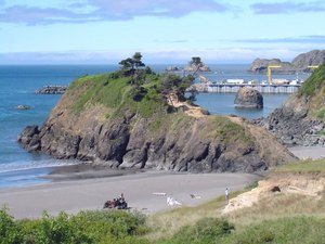 Camp Blanco RV Park - Port Orford OR