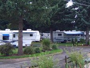 RV Park of Portland - Tualatin OR