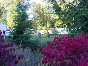 Deerwood RV Park - Eugene OR