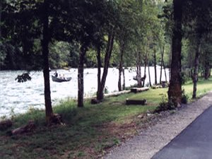 Caseys Riverside RV Park - Westfir OR
