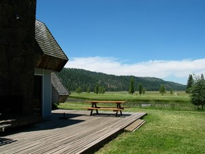Round Lake Golf Course & RV Park - Klamath Falls OR